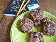 the preppy paleo: Egg-Free Paleo Breakfast Cookies