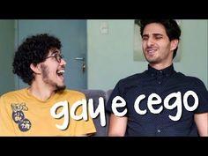 SOBRE SER GAY E CEGO (NO MUNDO DOS PADRÕES DE BELEZA)