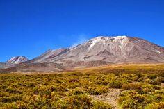 MIRADA DE RANA: Desierto de Atacama