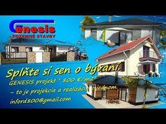 Splňte si sen o bývaní. Projekt 800 €/m2 Inford800@gmail.com +421 908 762 654 Splňte si sen o bývaní. Ideálny dom, to je dom na kľúč v poctivej kvalite za fé...