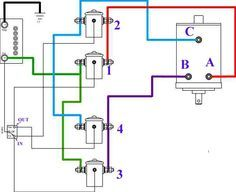 Badlands Winch Wiring Diagram Diagram Pinterest Engine