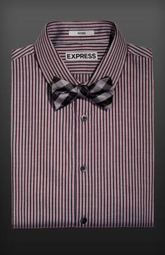 I just found Striped Fitted Cotton Shirt on the #EXPRESSLIFE Gift Guide: http://express.com/giftguide