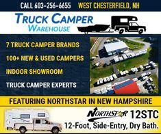 Maintaining Camper Seals - Truck Camper Magazine Short Bed Truck Camper, Truck Campers For Sale, Best Truck Camper, Slide In Truck Campers, Pickup Camper, Truck Camping, Truck Bed, Camper Trailers, Camper Van