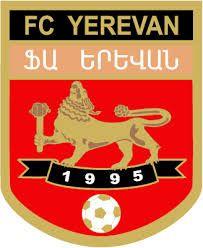 FC Yerevan of Armenia crest. Soccer Logo, Football Soccer, Soccer Teams, Fifa, Yerevan Armenia, European Cup, Soccer World, Sports Clubs, European Football