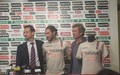 Ecco la terza maglia del Bologna - il pallone gonfiato
