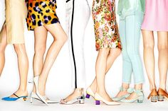 The High Spark of Low-Heeled Shoes - New York Times