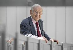 Joseph Rykwert Awarded 2014 Royal Gold Medal
