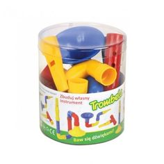Witajcie:)     Dziś wyjątkowy zestaw Trombela dla dzieci od lat 3 składający się 15 różnych, kolorowych elementów pozwalający na zbudowanie 11 instrumentów dętych.     Każdy z instrumentów może wydawać od niskich do wysokich dźwięków w zależności od ilości połączonych elementów.     A miało być tak cicho i spokojnie:)    http://www.niczchin.pl/zabawki-muzyczne/3919-trombela-instrument-do-zbudowania.html    #trombela #instrumentydęte #zabawkimuzyczne #niczchin #kraków