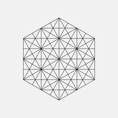 dailyminimal:#MA15-140 A new geometric design every day.