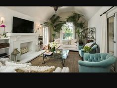Shay mitchell's living room❤