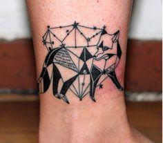 like the constellation tattoo I'd like