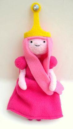 I found 'Adventure Time Princess Bubblegum -- Tiny PB Plush' on Wish, check it out!