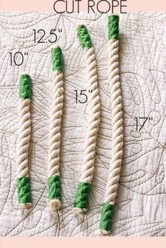 Using cotton rope wrapped in yarn, here's a diy tutorial with step by step easy instructions. How to make a small fiber colorful rainbow. It's decorative and SO cute for a nursery or a girl rooms or play room Macrame Wall Hanging Diy, Macrame Art, Macrame Design, Macrame Projects, Diy Macrame Earrings, Rope Crafts, Yarn Crafts, Rainbow Crafts, Rainbow Wall