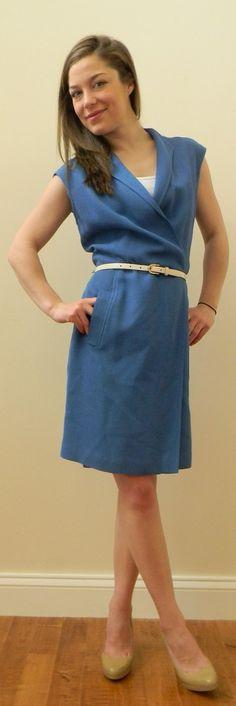 Vintage Oscar De La Renta Dress $32