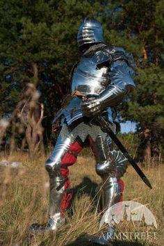 Armatura funzionale di cavaliere per GRV