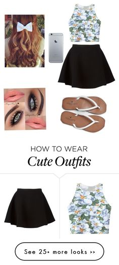 """summer outfit #4"" by reagankalp21 on Polyvore"
