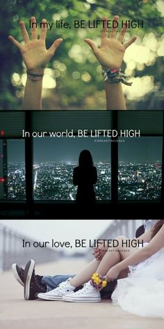 Hillsong - Came to my rescue (be lifted high)