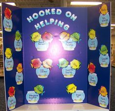 fish themed classrooms | Better Bulletin Boards: September 2011