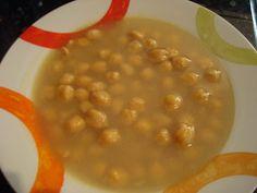Νόστιμες κ Υγιεινές Συνταγές: Κλασικά ρεβύθια σούπα