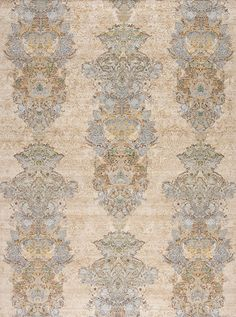 Serendipity Wool & Silk - Amaze - Samad - Hand Made Carpets