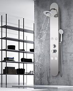 Vantory Shower Panel Tower System 59'' Brushed Nickel Sta... https://www.amazon.com/dp/B01EZJHBG2/ref=cm_sw_r_pi_dp_x_d46Rzb6SCJSGZ