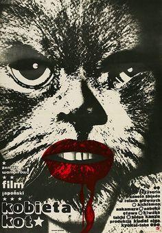 "From Japan, Kuroneko, aka ""The Black Cat"" (1968)"