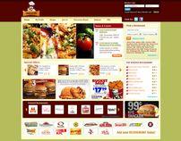 Restaurant Portal by Jahidur Rahman, via Behance