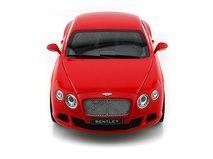 2011 Bentley Continental GT 1/18 Red