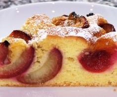 Zwetschgen-Eierlikör-Kuchen Plum eggnog cake Related posts: This simple and quick recipe for a juicy eggnog cake will make you feel like … Juicy marble cake with eggnog and Nutella Hilde's plum cake with cinnamon crumble Pudding cake – cake without flour Baking Recipes, Cake Recipes, Snack Recipes, Dessert Recipes, Snacks, Desserts, Plum Pie, Eggnog Cake, German Cake