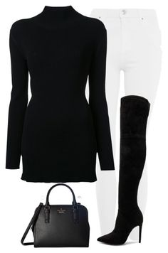 """""""Untitled #1160"""" by bellax01 on Polyvore featuring Topshop, Christopher Esber and Kate Spade"""