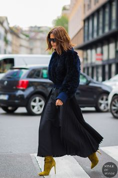 Milan SS 2017 Street Style: Christine Centenera