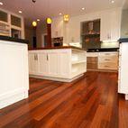 Santos Mahogany Hardwood Flooring - tropical - wood flooring - portland - by Fantastic Floor