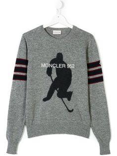 teen hockey sweater