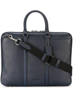 COACH 'Metropolitan' Briefcase. #coach #bags #shoulder bags #hand bags #leather #