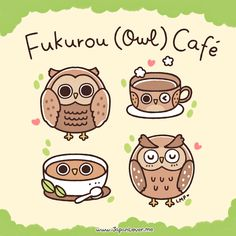We've covered cat cafes and bunny cafes, but have you ever been to an owl cafe? (◎ʚ◎)  Owl cafes have been a recent hit in Japan~ from cafes that offer owl-themed food and drinks (with owls watching you with their big, round eyes while you eat), to ones that allow customers to actually pet the birds!  #OnlyInJapan ~ ( ꒪Д꒪)ノ  http://japanlover.me/kawaii/?p=4884 Art by Little Miss Paintbrush
