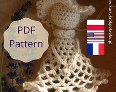 Crochet Pattern & DIY Handmace Craft ze sklepu KursyKrokPoKroku na Etsy