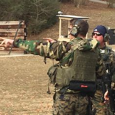 John L. Lawton — Tennessee SWAT training with the @xtract_harness...