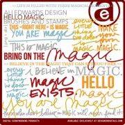 Hello Magic Brushes and Stamps
