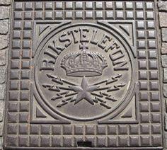 Manhole miscellany: Sweden