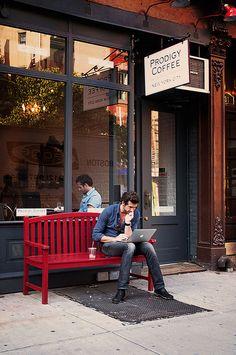 Prodigy Coffee | Yummy Coffee 33 Carmine Street,West Village, New York