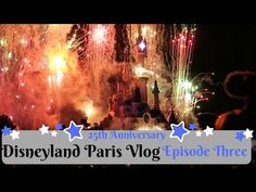 In today's vlog we show you the new Disneyland Paris show Illuminations and give you our thoughts. Paris Shows, Disneyland Paris, 25th Anniversary, New Shows, Youtube, 25 Year Anniversary, Youtube Movies
