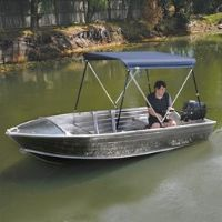 Outboard Covers on sale from The Boat Centre . We offer Marine Outboard Covers at discounted prices. Cheap boat covers and Bimini tops are available in our Boat Centre Auckland Store. Aluminum Fishing Boats, Small Fishing Boats, Small Boats, Boat Canopy, Boat Bimini Top, Cheap Boats, Folding Boat, John Boats, Woodworking Projects