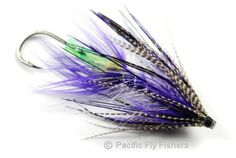Hobit Spey - Purple   Catalog   Pacific Fly Fishers