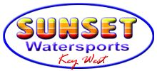 Key West- Sunset Watersports- Boat rentals (15' sm. speed boat 1/2day $175), Waverunners, parasailing etc.