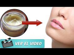 Prepara Una Crema Casera Para Las Arrugas Del Contorno De La Boca (Crema...