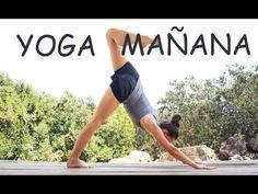 Yoga en la MAÑANA al despertar | 12 minutos con Elen Malova - YouTube