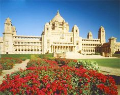 Umaid Bhawan, Jodhpur one of the favorite palce.