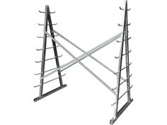 Horizontal Free Standing Storage Rack