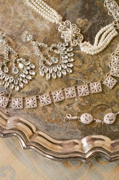 Vintage jewellery - something old