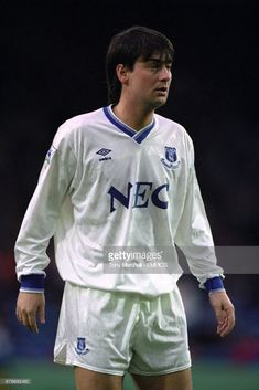 Ian Snodin Football Program, Football Cards, Football Players, Everton Fc, Retro Football, Legends, Soccer, England, War
